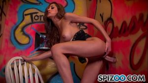 Image Chloe Amour First Glory Hole