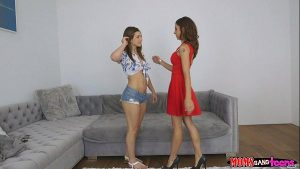 Image Leah Gotti and Eva Long Give And Take at Moms Bang Teens!