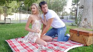 Image PASSION-HD Picnic date turns into fuck with blonde Emma Hix