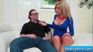 Image Secretary with big tits fucked by her boss 30