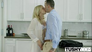 Image TUSHY Bosses Wife Karla Kush First Time Anal With the Office Assistant